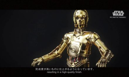 Bandai Hobby's Star Wars scale vehicle models coming to America