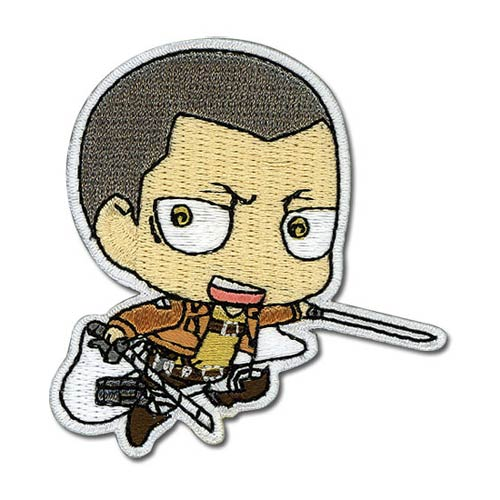 Attack on Titan Conny Super Deformed Patch