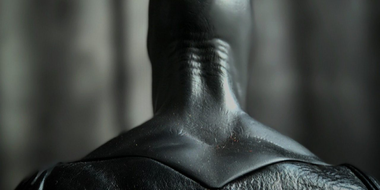 New Batman Image From Zack Snyder