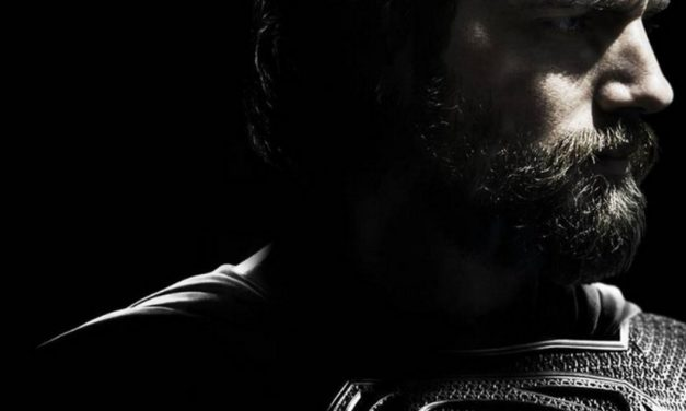 Black Superman Henry Cavill Justice League Costume Possibly Leaks Online