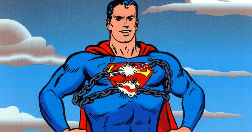 When Did Superman's Logo Become a Kryptonian Coat of Arms?
