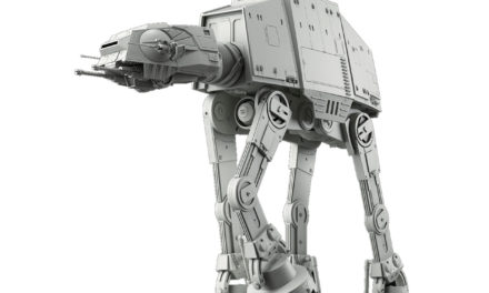 Star Wars 1/144 Scale AT-AT
