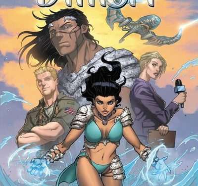 All New Fathom #1 (Cover A – Renna)