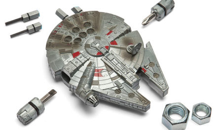 Star Wars Millennium Falcon Multi-Tool Kit – Exclusive