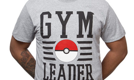 Pokemon Gym Leader Tee