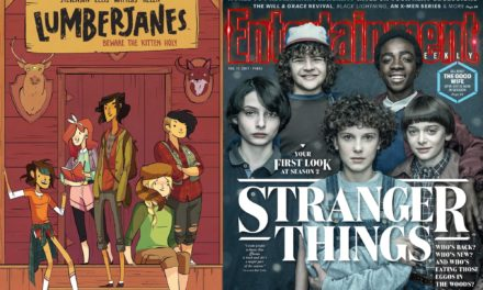 6 comics to hold you over until Stranger Things 2
