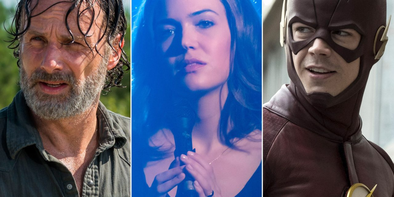 Walking Dead, This Is Us, Flash stars headed to Paleyfest 2017