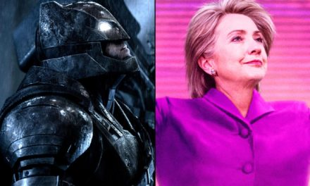 Batman v Superman, Hillary's America top 2017 Razzies