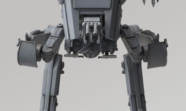 Star Wars 1/48 Scale AT-ST