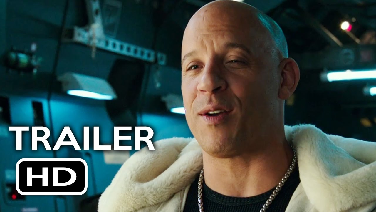 Xxx The Return Of Xander Cage Official Trailer 1 2017