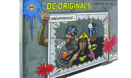 Paladone DC Comics Superhero Photobooth