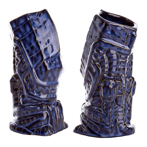 Aliens Ceramic 16 oz. Tiki Mug