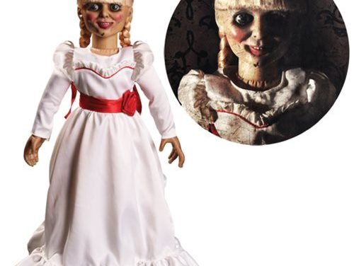 The Conjuring Annabelle 18-Inch Prop Replica Doll, Not Mint