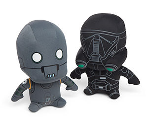 Star Wars: Rogue One Plushes
