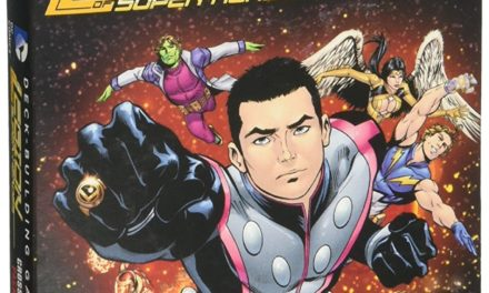 DC Comics Deck Building Game Crossover Pack 3: Legion of Super-Heroes