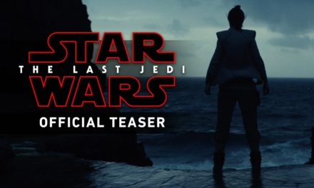Star Wars: The Last Jedi Official Teaser