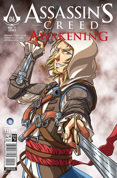 Assassins Creed Awakening #6 (of 6) (Cover B – Leong)