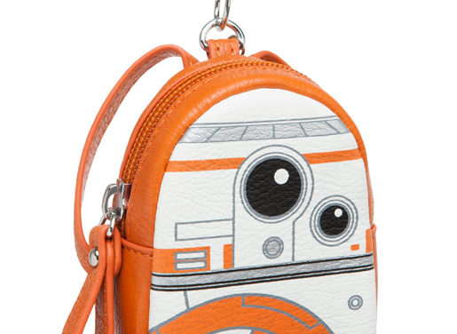 Star Wars BB-8 Mini Backpack Keychain
