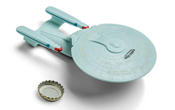 Star Trek: The Next Generation Bottle Opener
