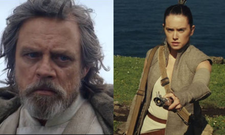 Mark Hamill and Daisy Ridley Tease Some Epic 'Star Wars' Experiences