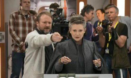 Kathleen Kennedy says Star Wars: Episode IX 'started over' after Carrie Fisher's death