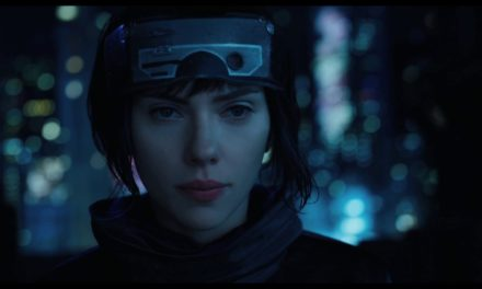 New International Ghost in the Shell Trailer