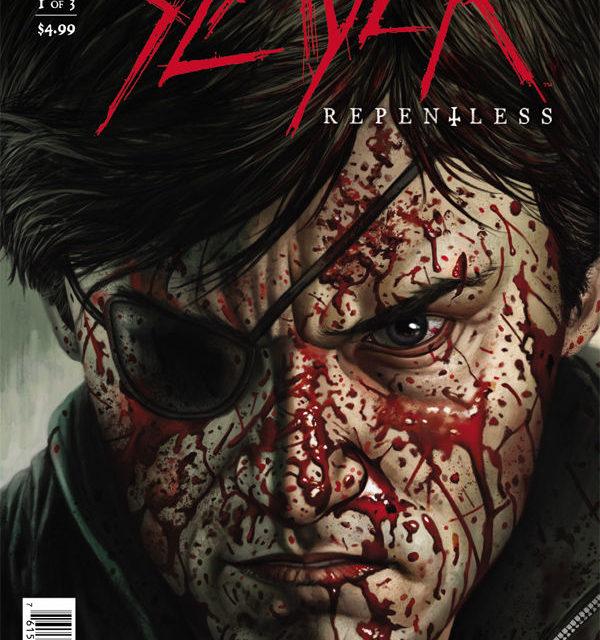 Slayer: Repentless #1