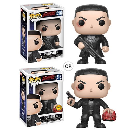Daredevil Punisher Pop! Vinyl Figure