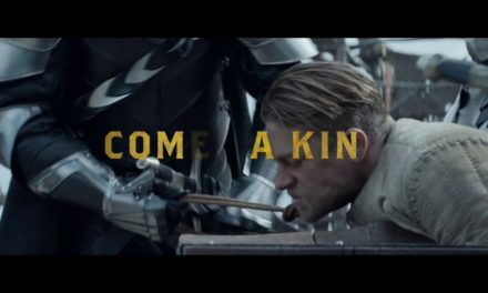 Charlie Hunnam Rises from the Ashes in New King Arthur Teaser