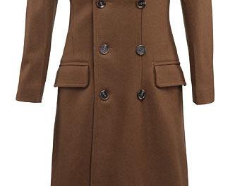 Doctor Who 10th Doctor's Ladies' Coat