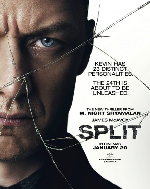 Box Office Report: Split Stuns with $40.2 Million Opening Weekend