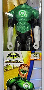 Mattel DC Comics Green Lantern Action Figure, 12-Inch