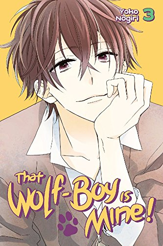 That Wolf-Boy is Mine! Vol. 3