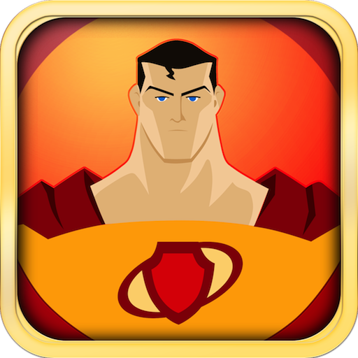 Super Action Heroes Defender War – Amazing Flying Speedball Adventures