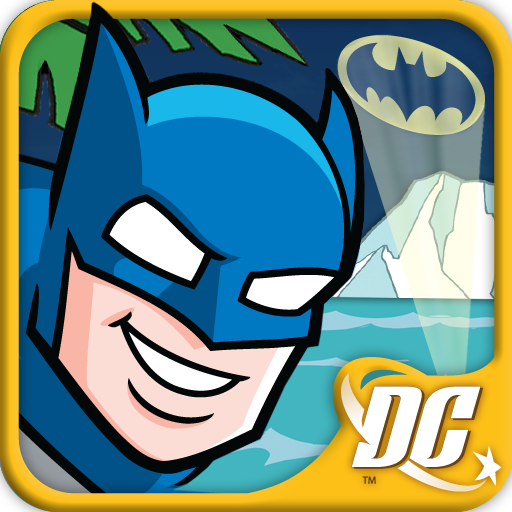 DC Super Friends: Hawaiian Ice Mystery
