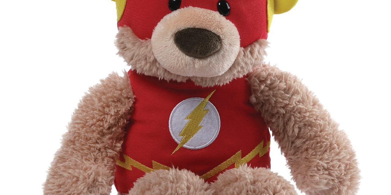 Gund DC Comics Flash Blaze Stuffed Toy