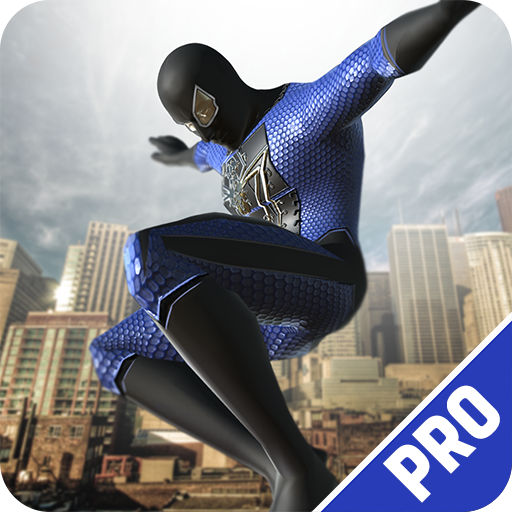 Spider Hero Final Battle Pro