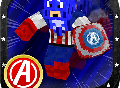 3D Blocks Heroes Team Running War Adventure Games