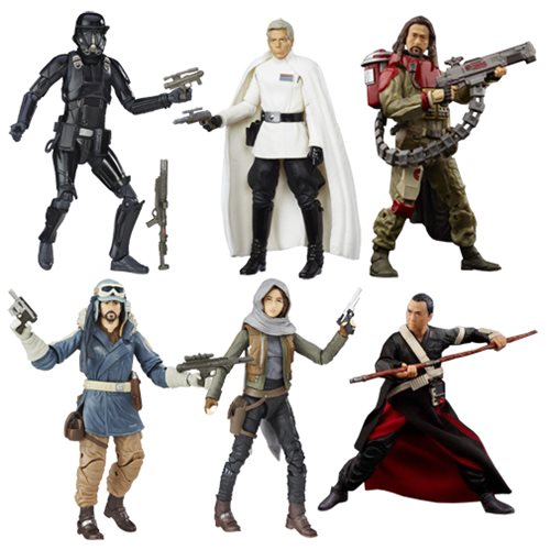Star Wars The Black Series 6-Inch Action Figure Wave 10 Case – Free Shipping