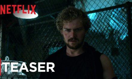 Marvel's Iron Fist | NYCC Teaser Trailer [HD] | Netflix