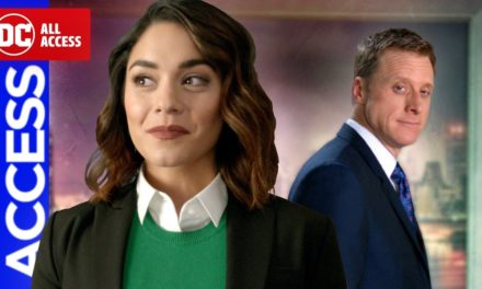 Powerless Cast Talks Premiere + New DC Legends Characters