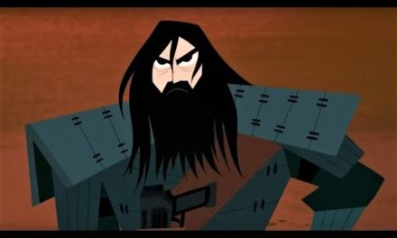 "SAMURAI JACK Official Clip ""One vs. Many"" (HD) Adult Swim Animated Series"