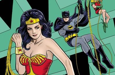 Batman 66 Meets Wonder Woman 77 #2 (of 6)