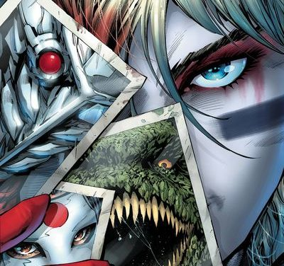 Suicide Squad Vol 1 The Black Vault