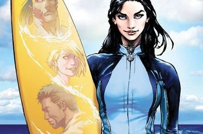 All New Fathom #1 (Cover B – Konat)
