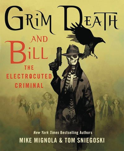 Grim Death & Bill Electrocuted Criminal HC