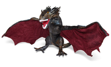 Game of Thrones Jumbo Drogon Plush Dragon – Exclusive