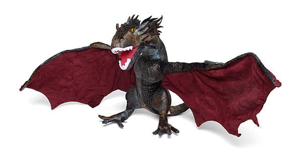 Game of Thrones Jumbo Drogon Plush Dragon – Exclusive