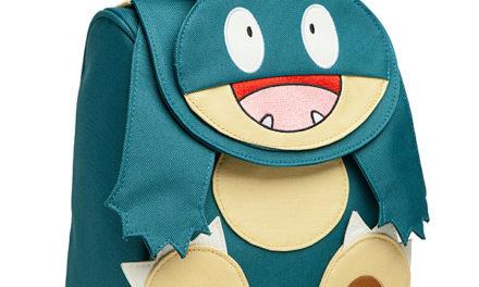 Pokémon Munchlax Lunch Bag