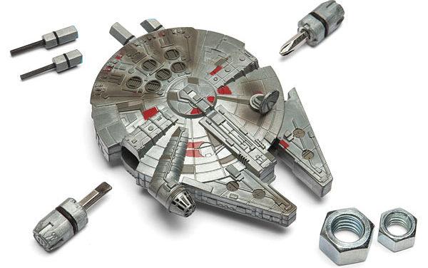 Star Wars Millennium Falcon Multi-Tool Kit – Exclusive